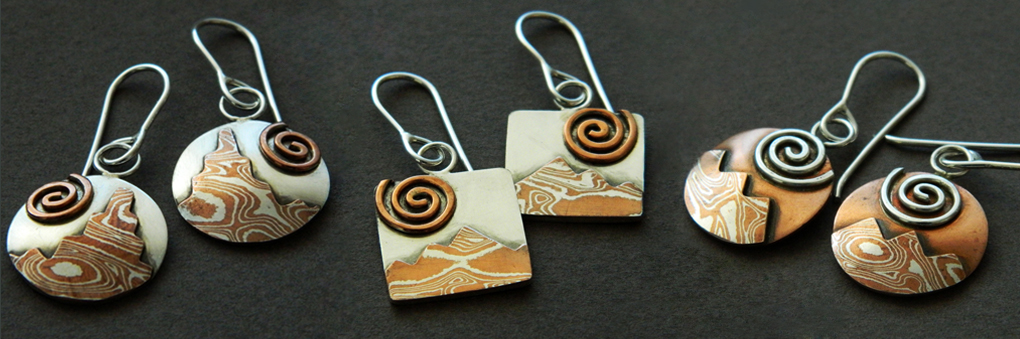 Evolve Jewlry Studio Slider 3 earings